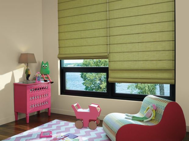 Design Studio - Roman Shades