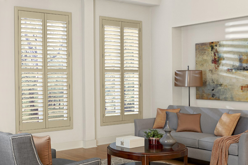 Secondary-shutters